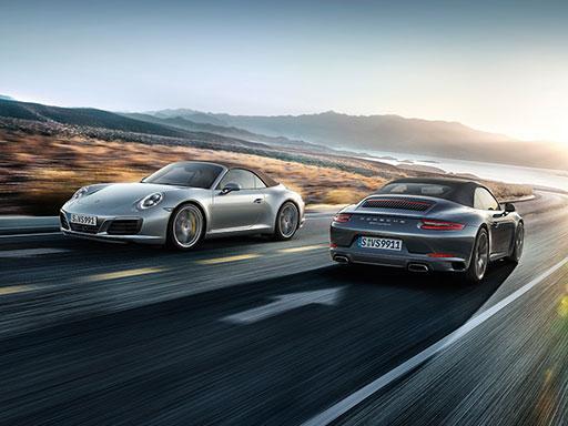 Wir holen Ihren Porsche ab. Wo immer Sie wollen.