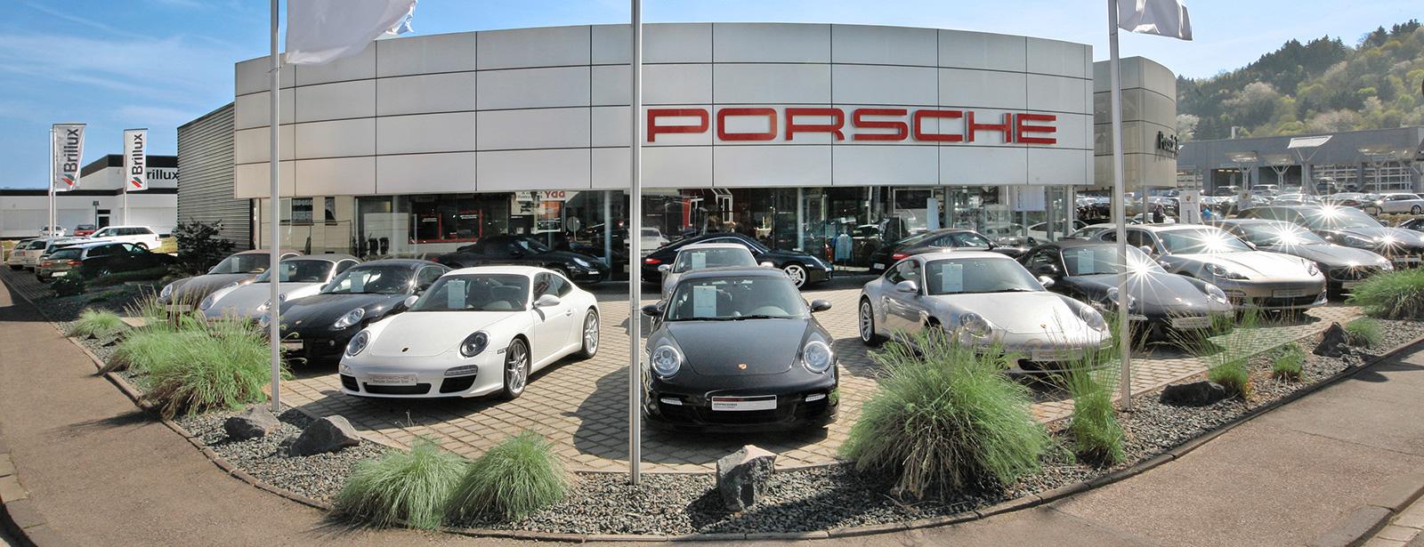 Porsche Centre Trier